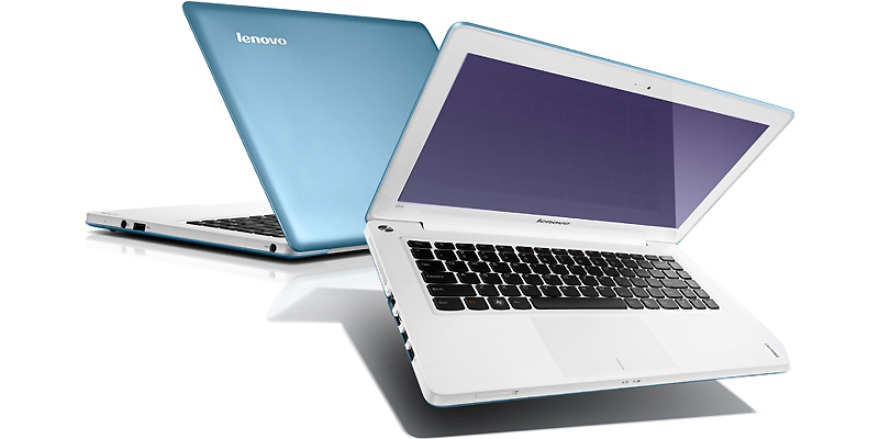 Lenovo IdeaPad U310 Blue